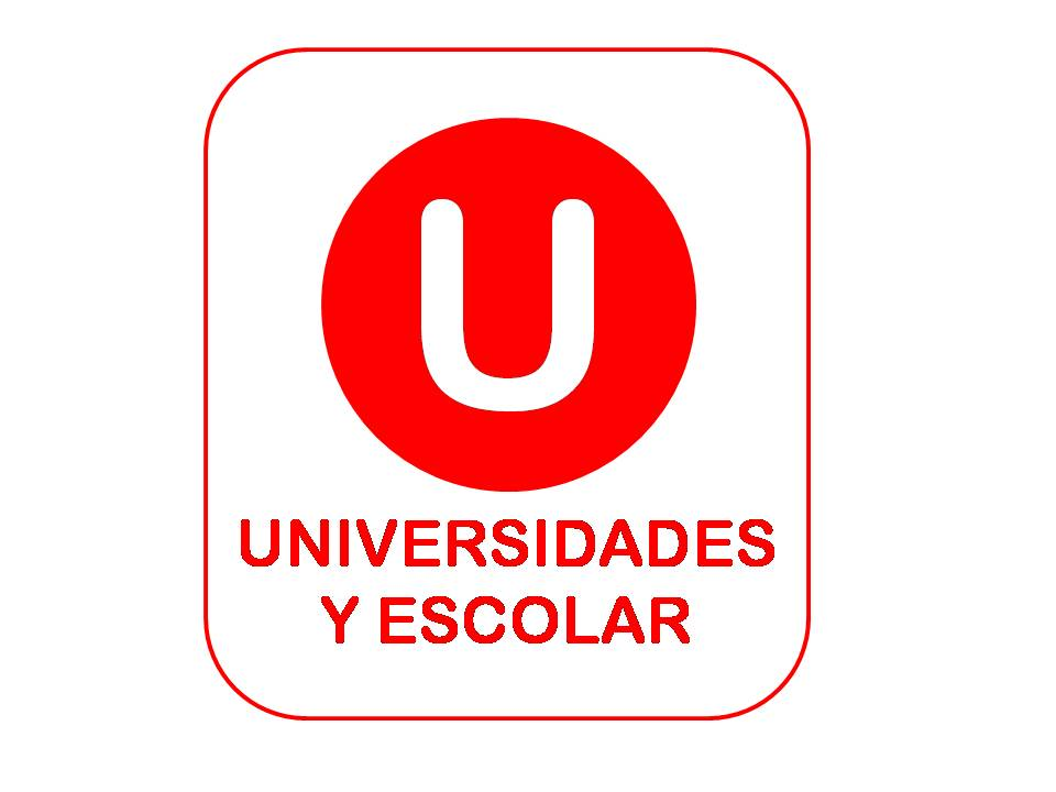 Universidades y Escolar